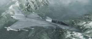 Gripen - Royal Canadian Air Force by Jetfreak-7