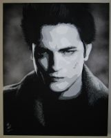Edward Cullen by julydart
