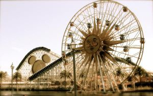 California Adventure by billxmaster