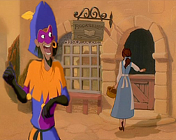 Clopin and Belle by CrazyClopin