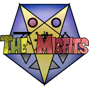 Official 'The Misfits' Logo by LordMisfit