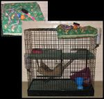 Ferret Cage for sale by Animus-Panthera