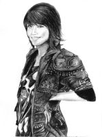 SNSD- SooYoung by sean-seian