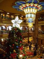 Christmas on the Disney Dream by ShadowsoftheRose