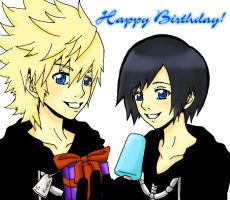 RokuShi::Birthday Gift by Destiny-XIII