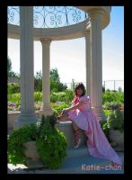 Cosplay: Drama Princess Sakura by hobbit-katie