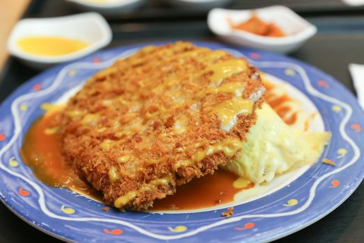 Katsu don by patchow