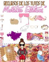 Pack Recursos de Maritza Editions* (no son mios) by Marianevic