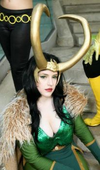 Lady Loki 4 by Revivi