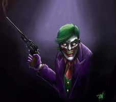 The Joker by TomallicA