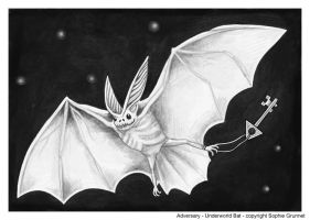 Underworld Bat by Grunnet