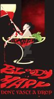 Bloody Mary by NinaMierowska