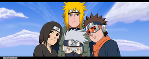 Team Yondaime by karka92