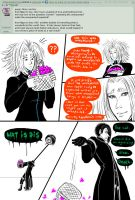 Ask OC's: Baskets of love by Sferath