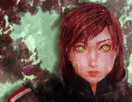 Shepard Portrait by GLPing