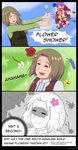 APH: Flower shower! by ChorDevoll