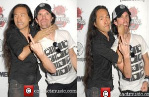 Herman and Sam from DragonForce by edge4923
