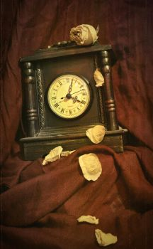 because time is. by crisstina