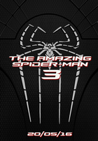 THE AMAZING SPIDERMAN 3 POSTER by thejigsawrlm
