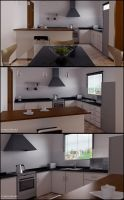 Interior 3D - part 2 of 2 by FEG