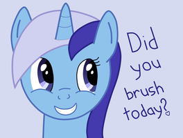 Colgate: Did you brush yet? by Darksaber64x