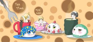 tea time in hetalia usUkJp by TimelessHeaven
