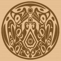 Quileute Tribe Symbol by awesome-silver-hand