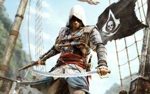 Assassin's Creed IV Black Flag HD Wallpaper by OrochimaruXDD