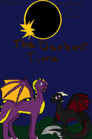 The-darkest-time-cover by FrostTheDragoness