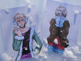 APH: Winter by UsagiTerrorist