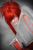 Mr. Grell by Averka