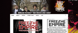 Free The Empire Website 2.0.1 by Tsmith490
