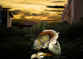 Wasted Land by SkandaBCN