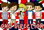 One Direction by Arekkushisu348