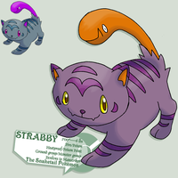 cutest 2-headed monster around by G-FauxPokemon