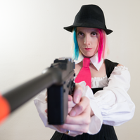 Gangster Girl 28 by Angelic-Obscura