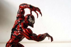 Carnage from Marvel by JokerZombie