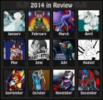 2014 in Review by Temrin
