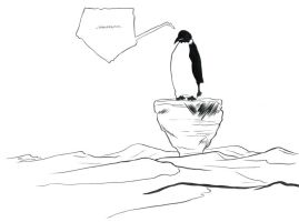 fucked penguin by gzapata
