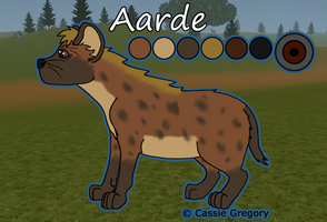 Aarde Reference Sheet by The-Smile-Giver