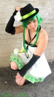 Vocaloid -Gumi 2 by cosplay33