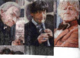 The First Three Doctors by salford1