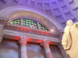 Franklin Institute by F1yMordecai