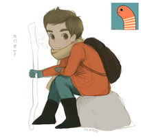 Anago Boy by Boywithmeese