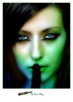 The Green Fairy by ladynightseduction