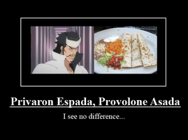 Privaron Espada Demotivational by CloneTekboy