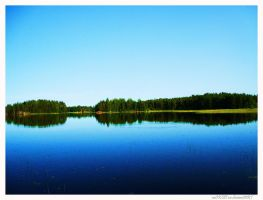 Water Reflect by nnIKOO