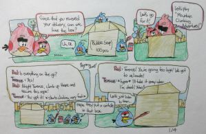 Angry Birds - It's about Imagination Part 1 of 4 by AngryBirdsStuff