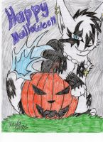 Happy Halloween by Icewhisker16