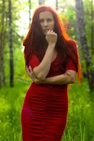 In Red I by Choiseul